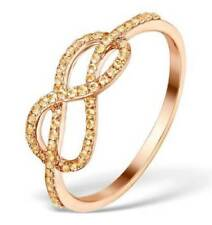 Unbranded Rose Gold Sapphire Fine Jewellery