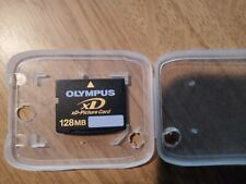 Genuine Olympus 128mb xD picture card Memory card in box