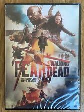Fear the walking dead season 5 dvd