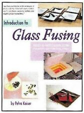 Stained Glass Pattern Book - INTRO TO GLASS FUSING
