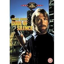 Code Of Silence (DVD, 2004) Chuck Norris, Henry Silva