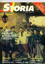 STORIA ILLUSTRATA # Mensile - N.281 # Aprile 1981 A. Mondadori Editore