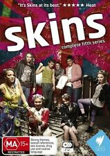 Skins Series 5 NEW R4 DVD