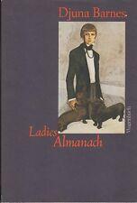 Djuna Barnes: Ladies Almanach  (illustriert)   1985