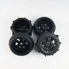 US Rovan Sand Paddle Wheel kit on HD 6 Spoke Rims Fit HPI Baja 5B KingMotor