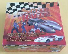 2008 Speed Racer Enterprises Speed Racer Trading Cards Wax Box