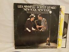 NEW YORK NEW YORK - 2X VINTAGE VINYL SOUNDTRACK