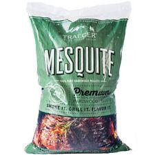 Traeger Grills Mesquite 100% All-Natural Hardwood Pellets