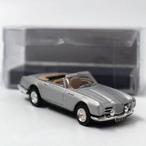 Norev 1/87 HO Models Renault Galion FACEL Vega III Convertible 1963 Silver Toys
