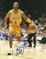 Byron Scott Autographed Signed 8x10 Photo ( Lakers ) REPRINT