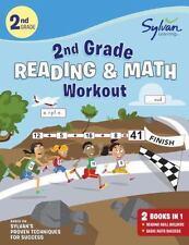 Sylvan Beginner Workbook: Second Grade Reading and Math Workout by Sylvan Learn…