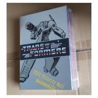 Transformers The Complete Original Series DVD ( 15-disc Set ), Free Shipping