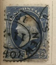 US Stamp 1870-71 1c Scott #134