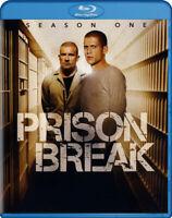 PRISON BREAK - SEASON 1 (BOXSET) (BLU-RAY) (BLU-RAY)