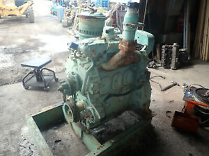 Detroit Diesel 3-71 Engine RUNS EXC. VIDEO! LH Exhaust 371 GM Michigan Pump