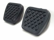 HONDA CRV CIVIC (1983 ON) CLUTCH BRAKE PEDAL RUBBER PAD PAIR PR-03