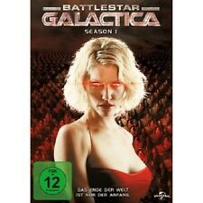 BATTLESTAR GALACTICA-SEASON 1 - 4 DVD NEU EDWARD JAMES OLMOS,MARY MCDONNELL
