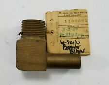 1939-1947 Dodge Truck Brake  Booster Elbow NEW OLD STOCK 1188091