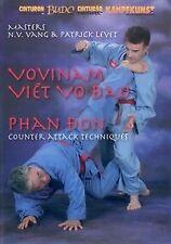 Vovinam Viet Vo Dao - Phan Don Counter Attack Techniques