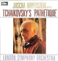HMV ASD 2332 TCHAIKOVSKY JASCHA HORENSTEIN LP VINYL RECORD ALBUM PLAY TESTED