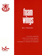 RCM Foam Wing Cutting Guide Step by Step Instruction Book