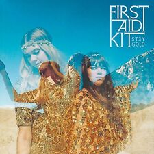 FIRST AID KIT - STAY GOLD  CD NEU