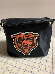 NFL Chicago bears 2015 insulated Lunch Bag 12Pack Cooler forever collectibles