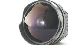 [ Mint ] Canon New FD 15mm F2.8 Fish eye SLR Lens Film camera from Japan