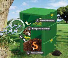 Juwel Aeroplus 6000 Mehrkammer-Komposter Thermokomposter Biokomposter