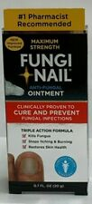 Fungi Nail Anti-Fungal Ointment, Maximum Strength - 0.7 oz