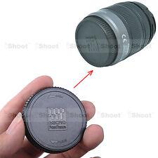 Rear Lens Cap Cover for Panasonic Micro 4/3 Four Thirds H-HS H-X H-F H-ES series