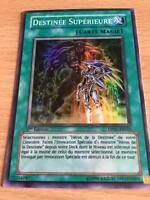 Carte Yu-Gi-Oh! DP05-FR021 Destinée Supérieure (Super Rare) 1ere Edition