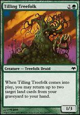 MTG Magic - (C) Eventide - Tilling Treefolk - SP