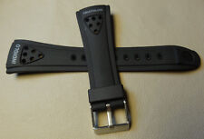 New Mens 16mm Timex Ironman Triathlon 8 Lap Indiglo 50m Watch Band T62951 62951
