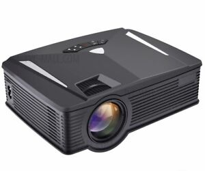GP17 1080P WiFi LED Home Theater Projector