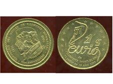 1,5 EURO TEMPORAIRE DES VILLES DE CHAMONIX MONT BLANC 1996