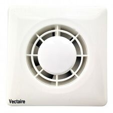 """Vectaire A10/4T Extractor Fan with Timer for 4""""/100mm duct"""