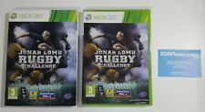 Jonah Lomu Rugby Challenge, Xbox 360, Pal-eur. Nuevo a estrenar.