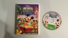 Mickey Mouse Clubhouse - Mickeys Storybook Surprises (DVD, 2008) Disney