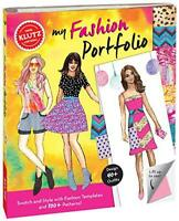 Fashion Portfolio (Klutz) by Editors of Klutz, NEW Book, FREE & Fast Delivery, (