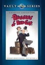 Ruggles of Red Gap 1935 (DVD) Charles Laughton, Charlie Ruggles, Zasu Pitts New