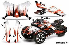 AMR Racing CanAm Spyder F3-S Roadster Graphic Kit Street Bike Decal Wrap CBNX O