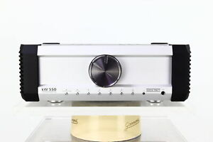 Musical Fidelity kW 550 Integrated Amplifier & PSU with 3 months warranty