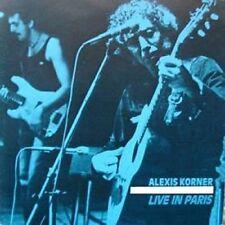 Alexis Korner - Live in Paris [New CD] UK - Import