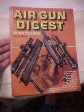 1988 AIR GUN DIGEST, 2nd Edition Pictures, Photos BB CO2 Paint Guns