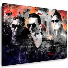 Bild auf Leinwand Depeche Mode Wandbilder, Kunstdrucke Poster Leinwandbilder