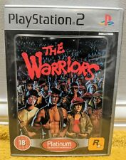 The Warriors Playstation 2 (PS2) Game PAL **Fast Postage**