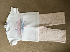 Baby Girls 3-6 Months 2 Piece Outfit, New With Tags