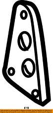 CHRYSLER OEM Engine Parts-Oil Filter Gasket 4884000AA