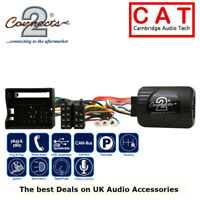 CTSVW002.2 Volkswagen Quad lock Car Radio Steering Control Interface Canbus